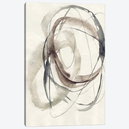 Spiral Hoops I Canvas Print #JGO1207} by Jennifer Goldberger Canvas Art