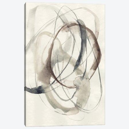 Spiral Hoops II Canvas Print #JGO1208} by Jennifer Goldberger Canvas Print