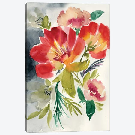 Twilight Brights I Canvas Print #JGO1215} by Jennifer Goldberger Art Print