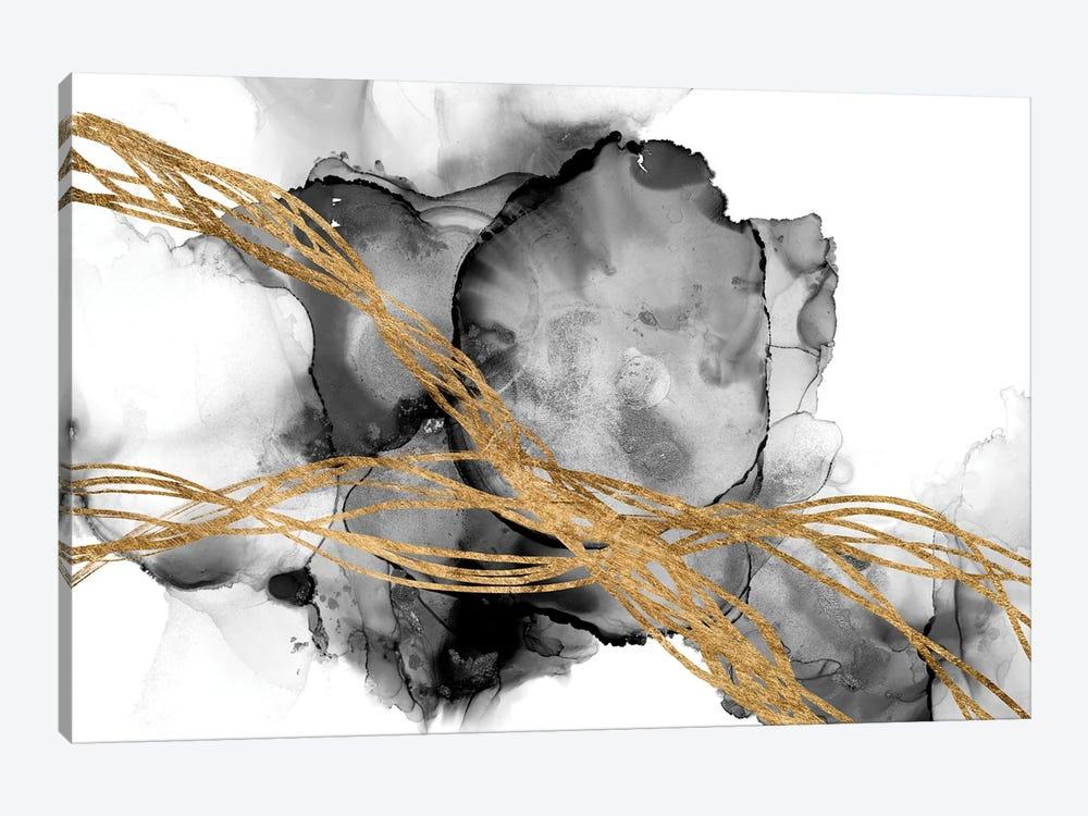 Matrix Undulation I by Jennifer Goldberger 1-piece Art Print