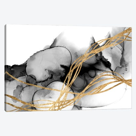 Matrix Undulation II Canvas Print #JGO1231} by Jennifer Goldberger Canvas Art