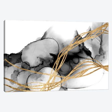Matrix Undulation II Canvas Print #JGO1231} by Jennifer Goldberger Canvas Art