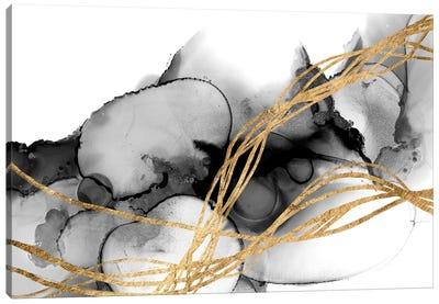 Matrix Undulation II Canvas Art Print