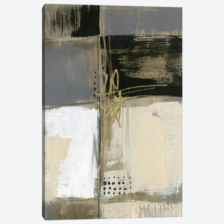 Neutral Divisions III Canvas Print #JGO1234} by Jennifer Goldberger Canvas Print