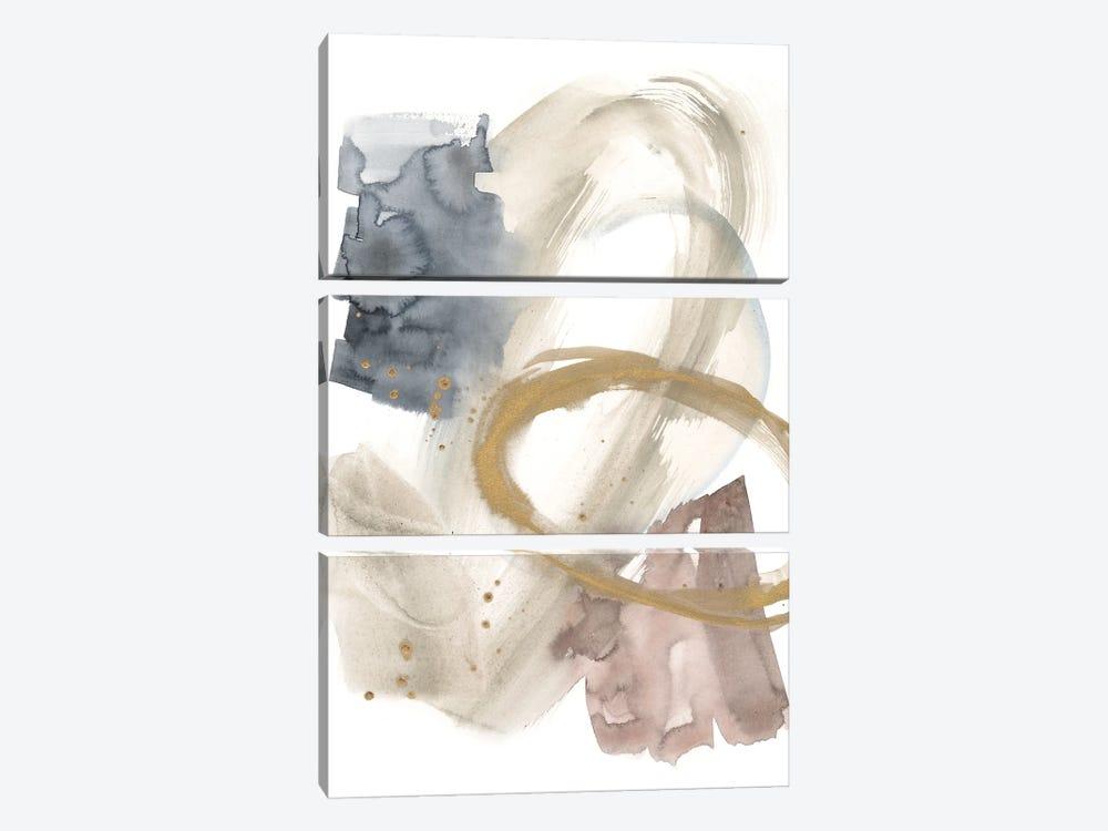 Golden Ring II by Jennifer Goldberger 3-piece Art Print