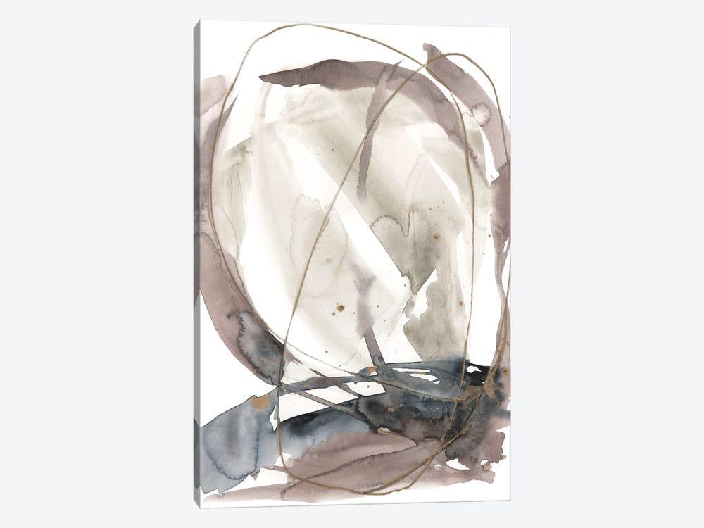 Inky Vortex II by Jennifer Goldberger 1-piece Art Print