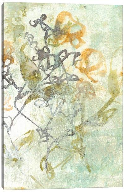 Washed Floral I Canvas Print #JGO128