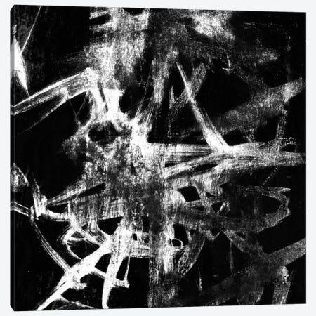 Monotype Scribble IV Canvas Print #JGO12} by Jennifer Goldberger Art Print
