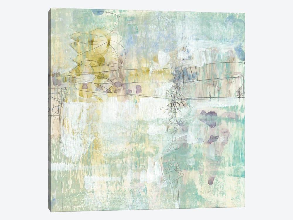 Washed Pastel II by Jennifer Goldberger 1-piece Art Print