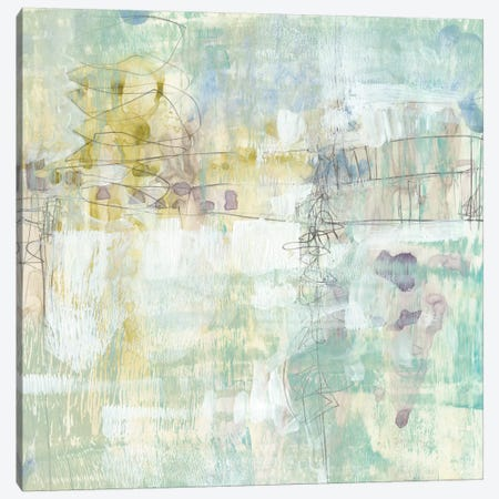 Washed Pastel II Canvas Print #JGO131} by Jennifer Goldberger Art Print