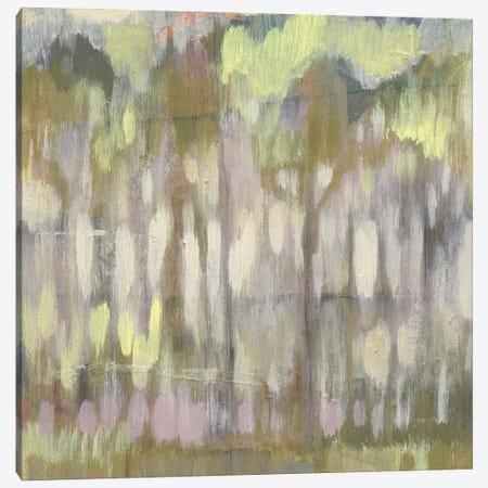 Stained Glass Trees II Canvas Print #JGO1344} by Jennifer Goldberger Canvas Art Print
