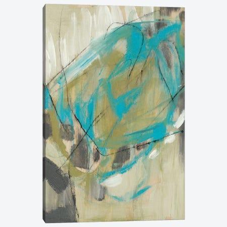 Whirling I Canvas Print #JGO134} by Jennifer Goldberger Canvas Wall Art