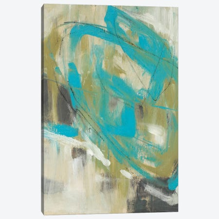 Whirling II Canvas Print #JGO135} by Jennifer Goldberger Canvas Art