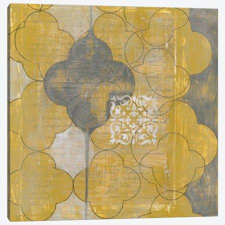 Marrakesh I Canvas Print #JGO142} by Jennifer Goldberger Canvas Artwork