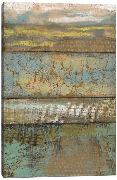 Segmented Textures I Canvas Print #JGO144
