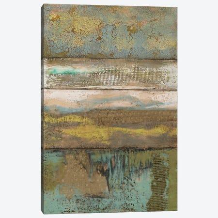 Segmented Textures II Canvas Print #JGO145} by Jennifer Goldberger Canvas Art Print