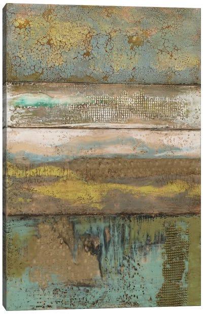 Segmented Textures II Canvas Print #JGO145