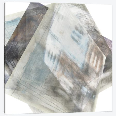 Faceted Illusion I Canvas Print #JGO158} by Jennifer Goldberger Canvas Art Print