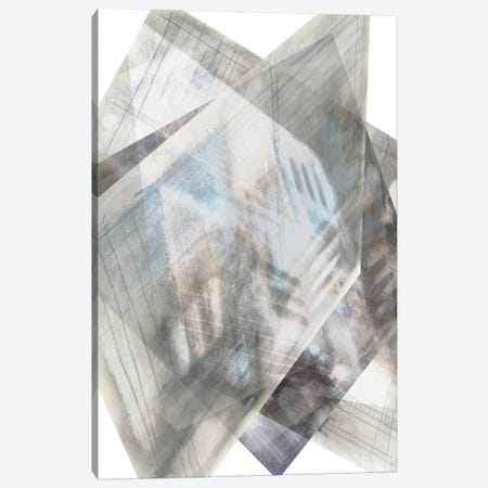 Faceted Illusion IV Canvas Print #JGO161} by Jennifer Goldberger Canvas Art