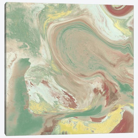 Marbled Illusion I Canvas Print #JGO187} by Jennifer Goldberger Canvas Art Print