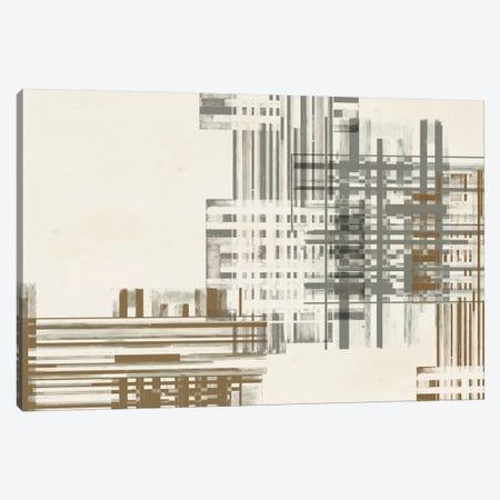 Matrix Illusion  III Canvas Print #JGO191} by Jennifer Goldberger Canvas Print