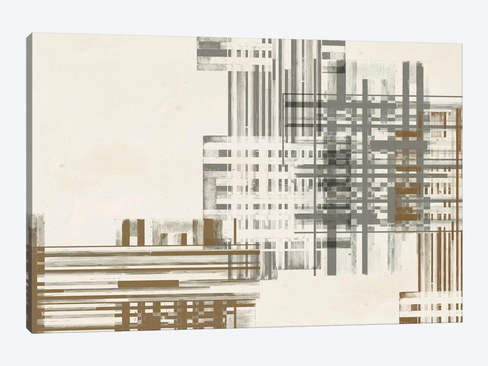 Matrix Illusion  III by Jennifer Goldberger 1-piece Art Print