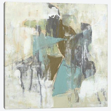 Mod Occlusion I Canvas Print #JGO196} by Jennifer Goldberger Canvas Artwork
