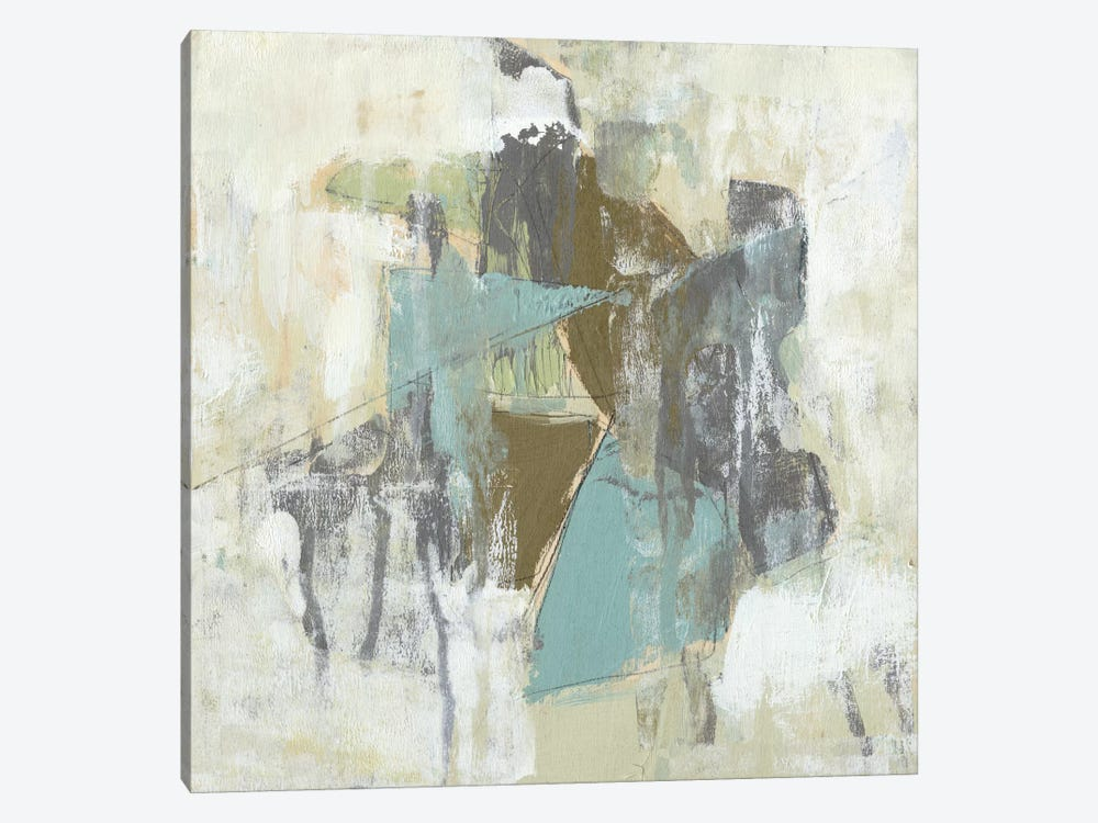 Mod Occlusion I by Jennifer Goldberger 1-piece Canvas Artwork