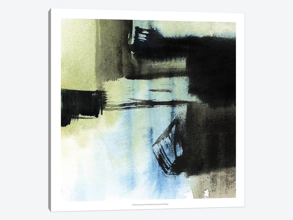 Obscured Plane I by Jennifer Goldberger 1-piece Canvas Art Print