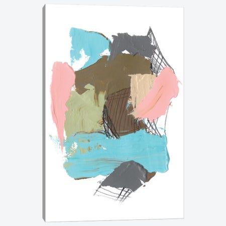 Paint Web II Canvas Print #JGO203} by Jennifer Goldberger Canvas Print