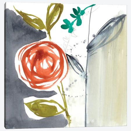 Painted Whimsy VI 3-Piece Canvas #JGO207} by Jennifer Goldberger Canvas Wall Art