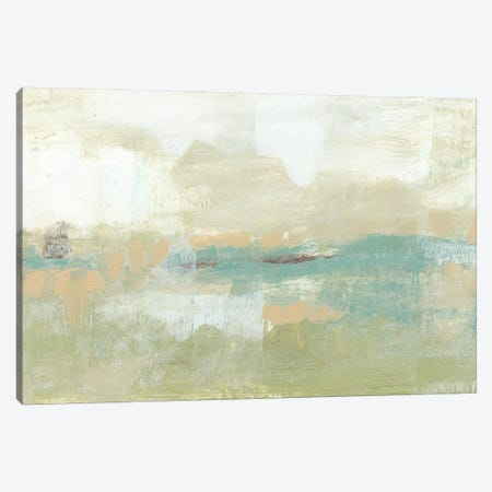 Pastel Landscape I Canvas Print #JGO210} by Jennifer Goldberger Canvas Wall Art