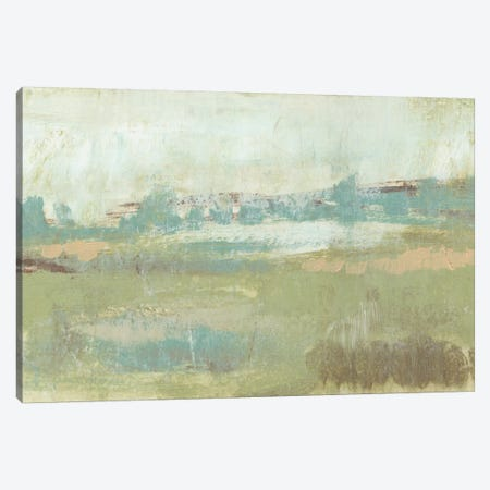 Pastel Landscape II Canvas Print #JGO211} by Jennifer Goldberger Canvas Art