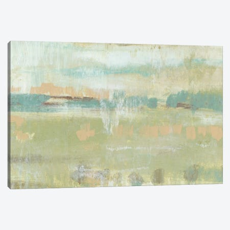 Pastel Landscape III Canvas Print #JGO212} by Jennifer Goldberger Canvas Wall Art