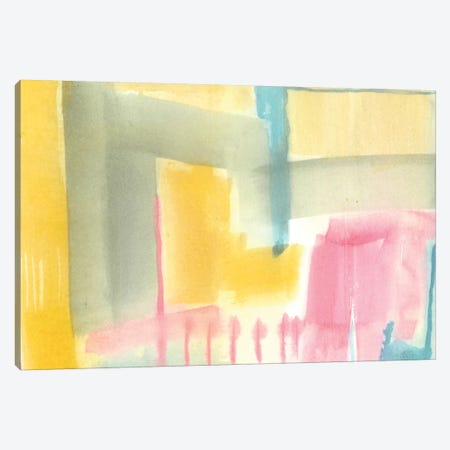 Pastel Luxe II Canvas Print #JGO214} by Jennifer Goldberger Canvas Art Print