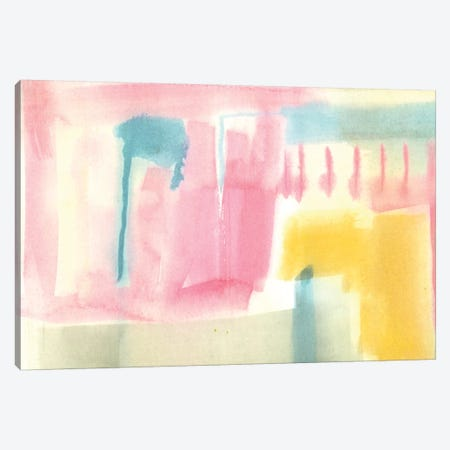 Pastel Luxe III Canvas Print #JGO215} by Jennifer Goldberger Canvas Art Print