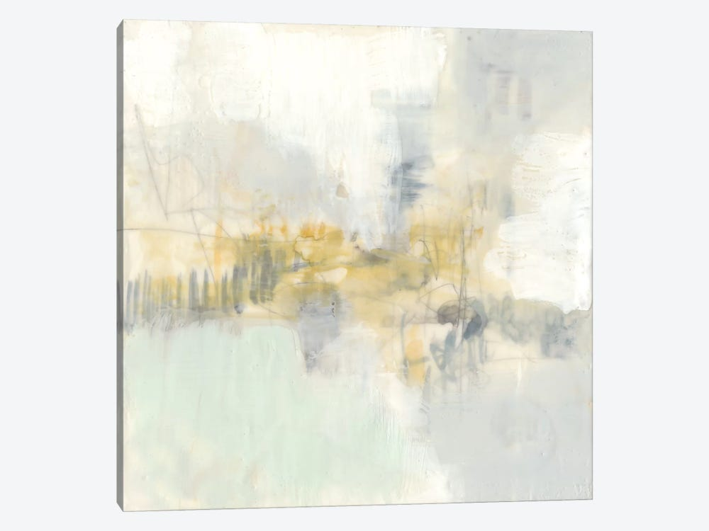 Pastel Obscura II by Jennifer Goldberger 1-piece Canvas Print