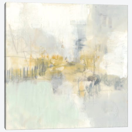 Pastel Obscura II Canvas Print #JGO217} by Jennifer Goldberger Art Print