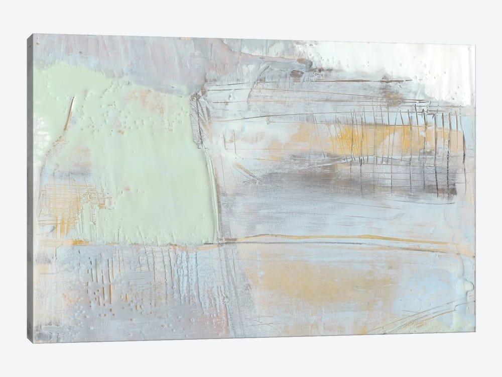 Pastels In Wax I by Jennifer Goldberger 1-piece Art Print
