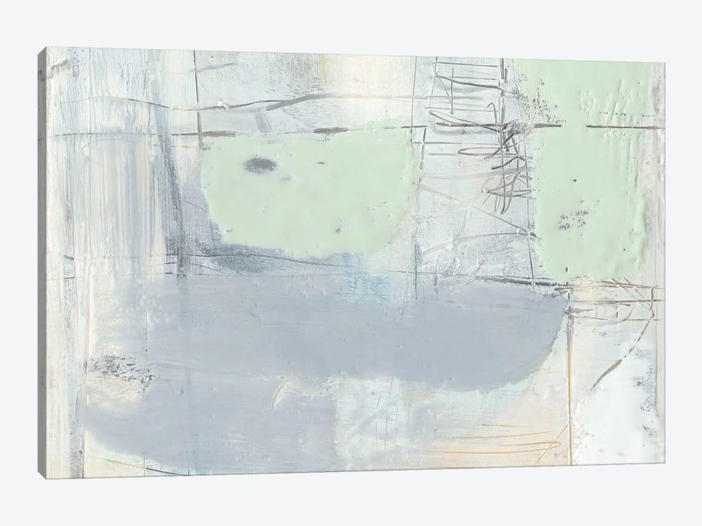 Pastels In Wax III by Jennifer Goldberger 1-piece Art Print