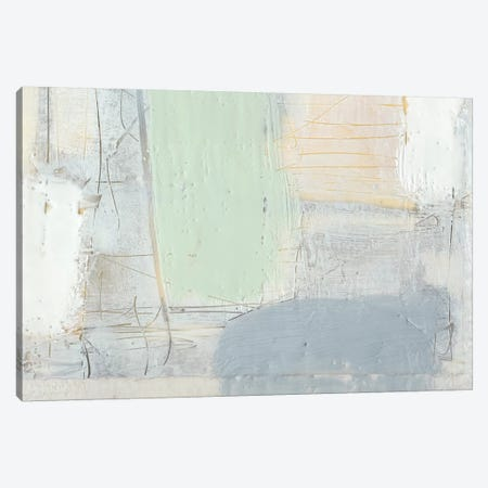 Pastels In Wax IV Canvas Print #JGO223} by Jennifer Goldberger Art Print