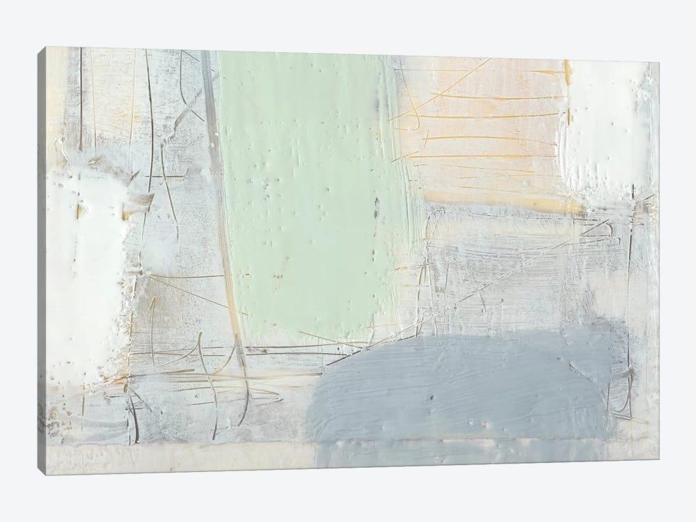 Pastels In Wax IV by Jennifer Goldberger 1-piece Canvas Wall Art
