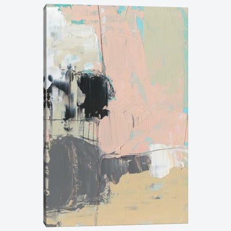 Pink-A-Boo II Canvas Print #JGO225} by Jennifer Goldberger Canvas Wall Art
