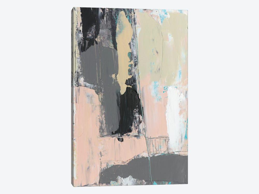 Pink-A-Boo III by Jennifer Goldberger 1-piece Canvas Art Print