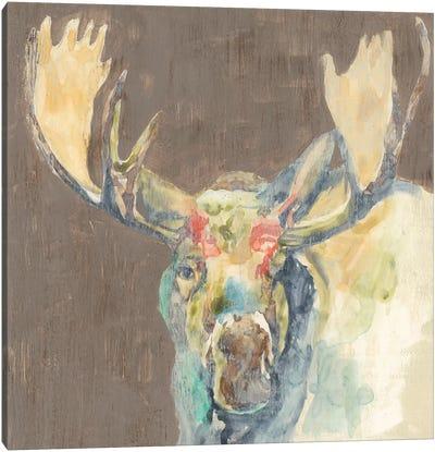 Rustic Wildlife III Canvas Print #JGO233