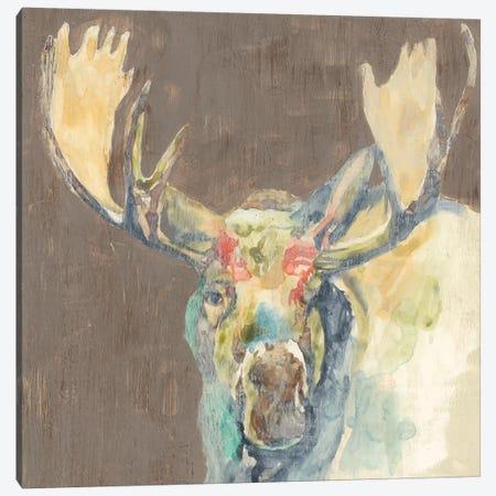 Rustic Wildlife III Canvas Print #JGO233} by Jennifer Goldberger Canvas Artwork