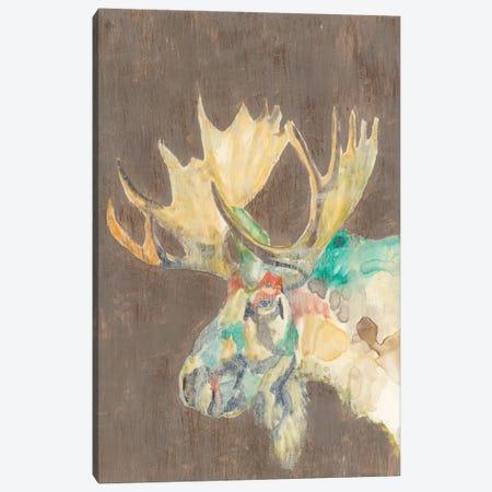 Rustic Wildlife IV Canvas Print #JGO234} by Jennifer Goldberger Canvas Art Print