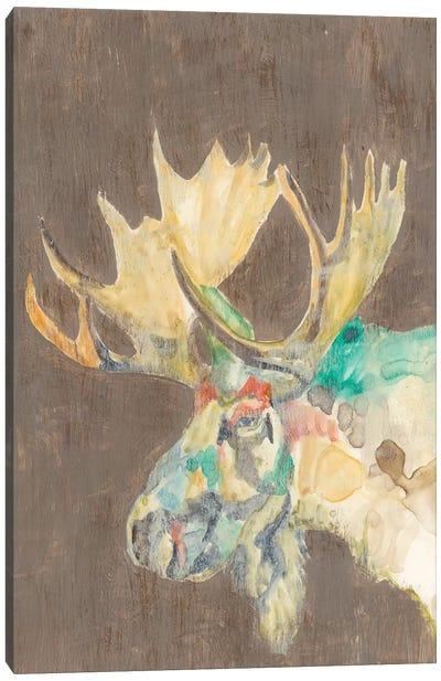 Rustic Wildlife IV Canvas Print #JGO234