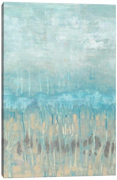 Coastline Abstraction I Canvas Print #JGO23