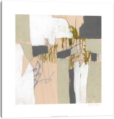 Warm Neutrals II Canvas Print #JGO240